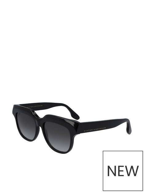 victoria-beckham-rectangle-sunglasses-black
