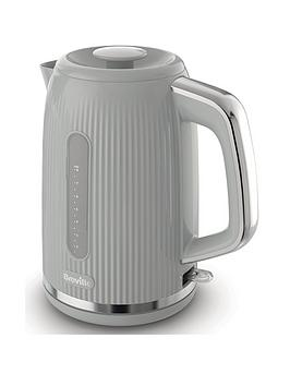 Breville Bold Collection Kettle - Grey