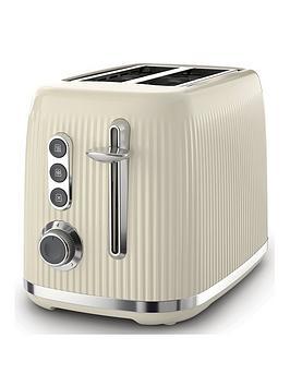Breville Bold Collection Toaster - Cream