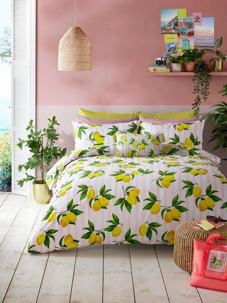 skinny-dip-summer-lemon-duvet-cover-set