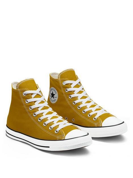 converse-all-star-canvas-color-hi-yellow