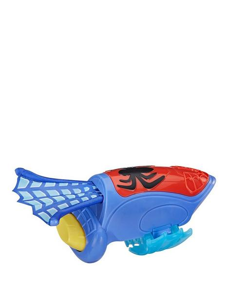 spiderman-marvel-spidey-and-his-amazing-friends-spidey-web-slinger-wrist-mounted-toy-fabric-web-extends-and-retracts-children-aged-3-and-up