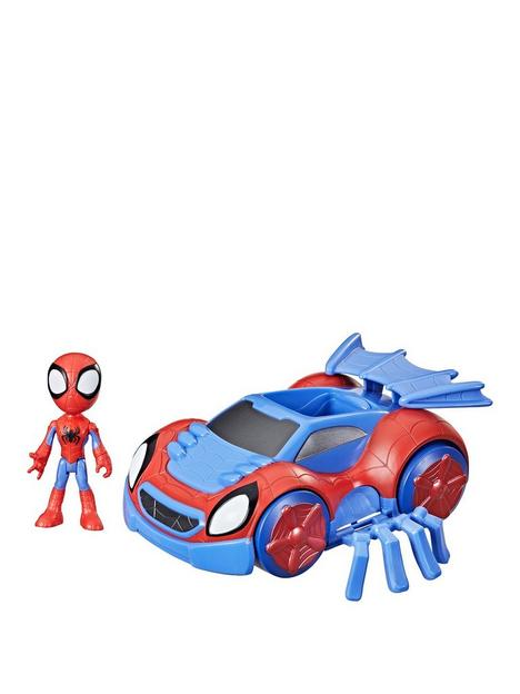 spiderman-marvel-spidey-and-his-amazing-friends-change-n-go-web-crawler-and-spidey-action-figure-10-cm-figure-for-children-aged-3-and-up