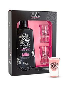 tequila-rose-50cl-2-shot-glasses