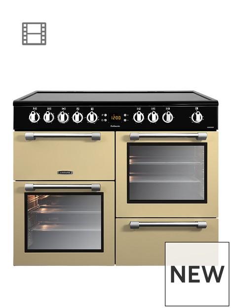 leisure-ck100c210c-100cm-cookmaster-electric-range-cooker-cream