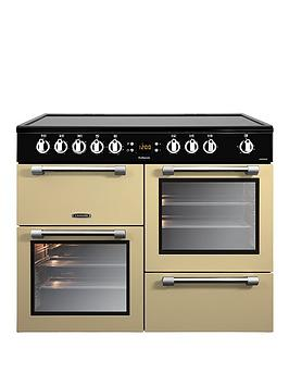 Leisure Ck100C210C 100Cm Cookmaster Electric Range Cooker, Cream