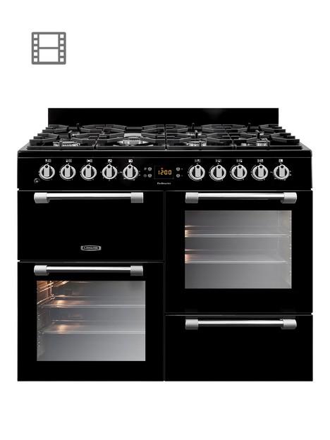 leisure-ck100g232k-100cm-cookmaster-gas-range-cooker-black