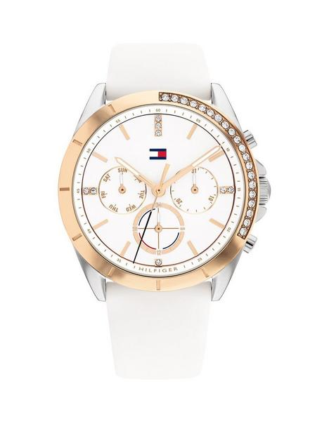 tommy-hilfiger-tommy-hilfiger-white-chronograph-dial-white-rubber-strap-watch
