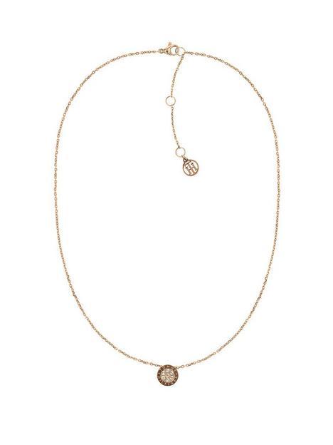 tommy-hilfiger-tommy-hilfiger-gold-tone-multi-crystal-necklace