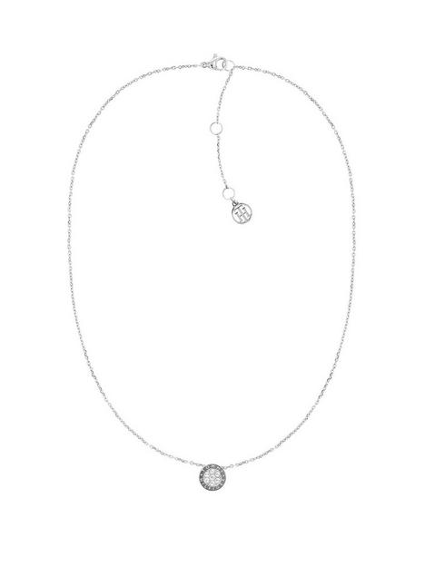 tommy-hilfiger-tommy-hilfiger-stainless-steel-multi-crystal-necklace