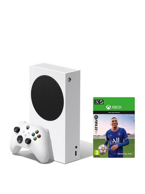 xbox-series-s-xbox-series-s-ampnbspfifa-22-standard-edition-with-optional-extras