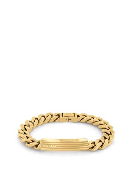 tommy-hilfiger-gold-tone-bracelet