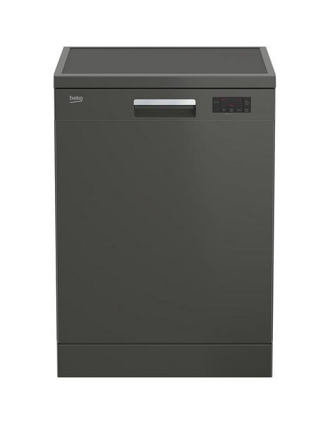 beko-dfn16430g-14-place-fullsize-freestanding-dishwasher-graphite