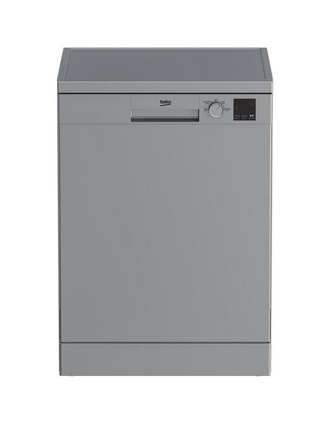 beko-dvn04320s-13-place-full-size-freestanding-dishwasher-silver
