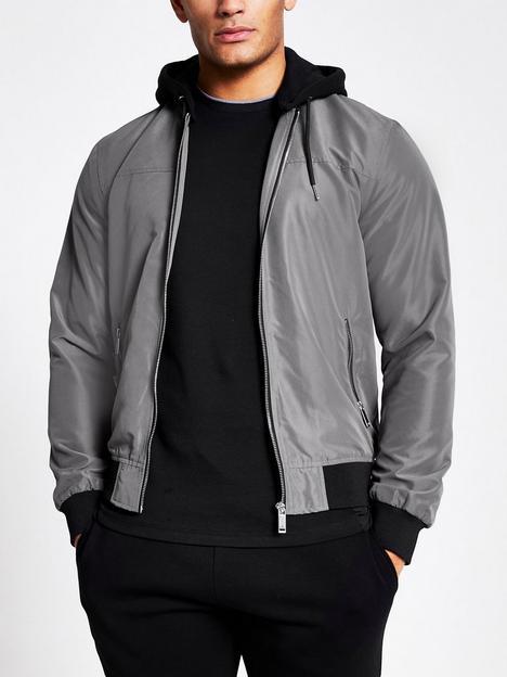 river-island-hooded-bomber-jacket-grey