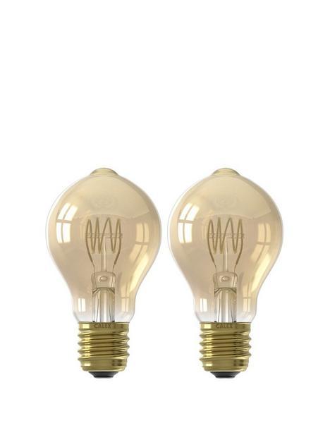 calex-pack-of-2-led-full-glass-flex-filament-gls-lamp-220-240v-4w-200lm-e27-a60dr