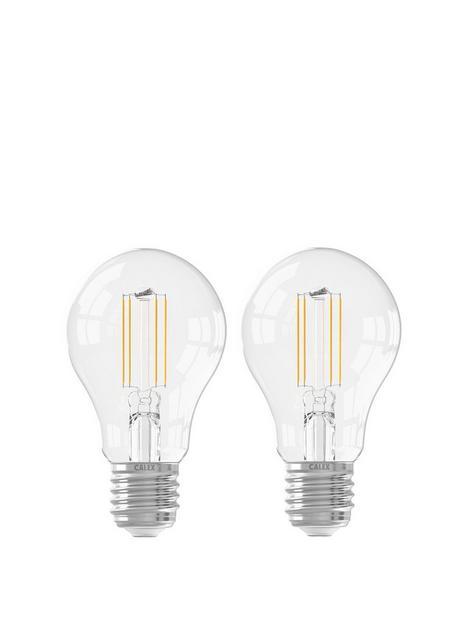 calex-pack-of-2-led-full-glass-filament-gls-lamp-220-240v-7w-810lm-e27-a60