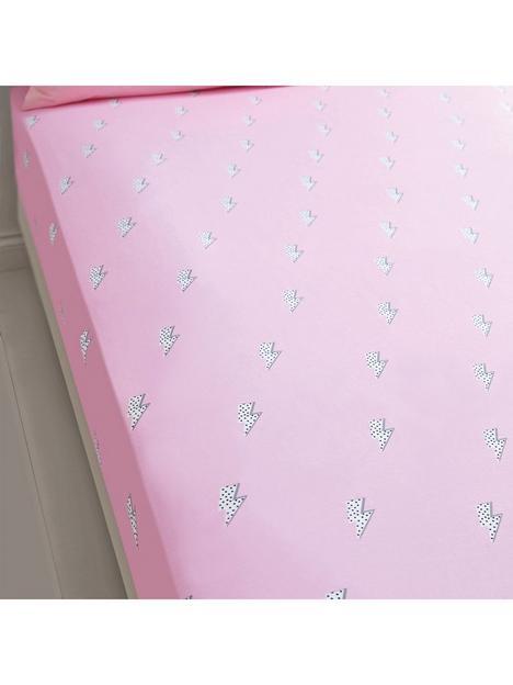 sassy-b-lightning-bolt-fitted-sheet