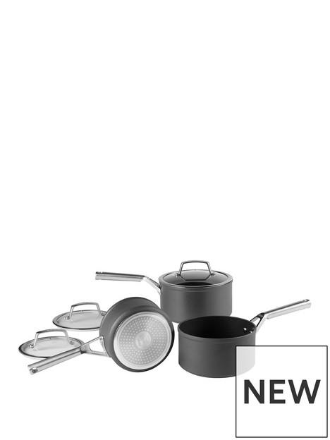 ninja-foodi-zero-stick-3-piece-pan-set-16cm-18cm-and-20cm-saucepans-6-piece