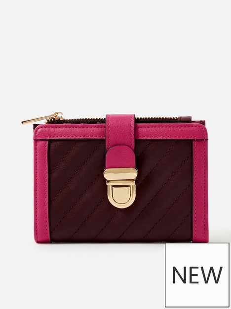 accessorize-quilt-pushlock-small-wallet