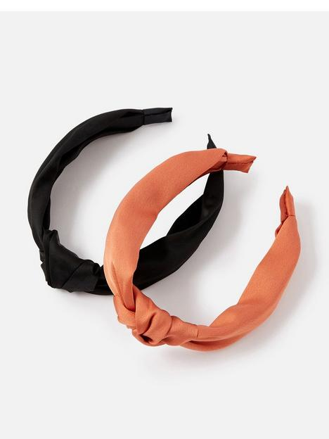 accessorize-2-x-satin-knot-alice-bands