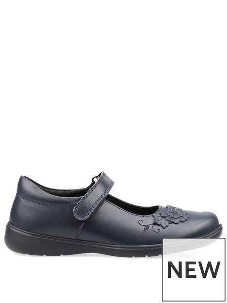 start-rite-wish-school-shoe-navy-leather