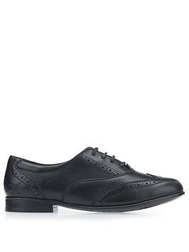start-rite-matilda-brogue-shoe-black-leather