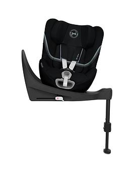 Cybex Sirona S2 I-Size Car Seat - Deep Black