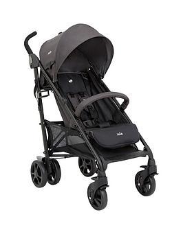 Joie Baby Brisk Lx Stroller Inc. Footmuff & Rain Cover- Ember