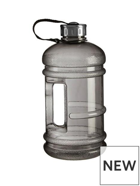 premier-housewares-grey-sports-22l-drinking-bottle
