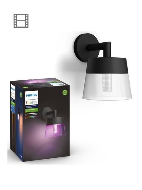 philips-hue-attract-wall-lantern--nbspblack