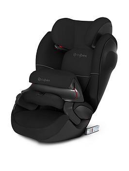 Cybex Pallas M-Fix Sl Car Seat - Pure Black