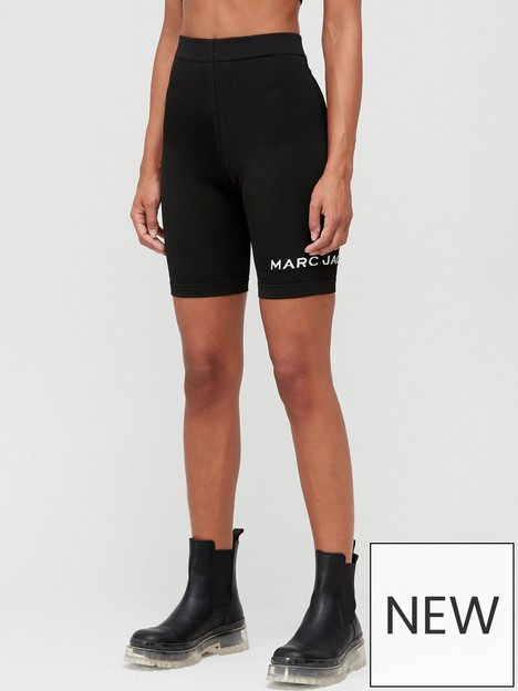 marc-jacobs-the-legging-sportsnbspshorts-black
