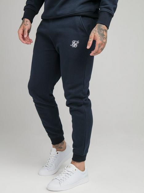 sik-silk-muscle-fit-jogger-navy