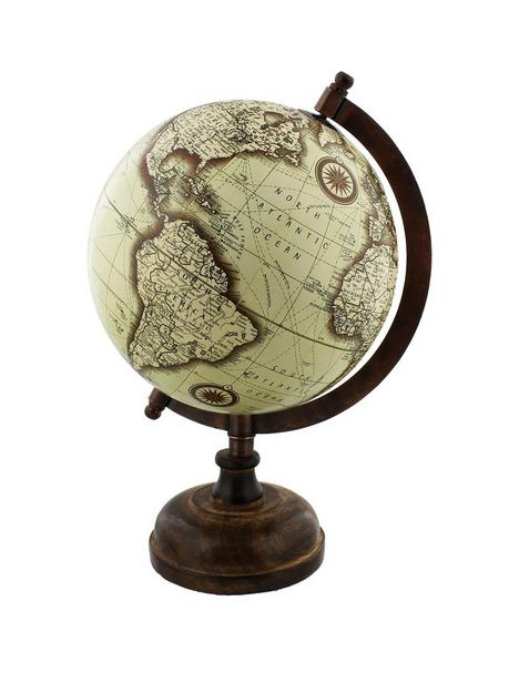 harvey-makin-emporium-collection-globe-with-metal-wooden-base-27cm