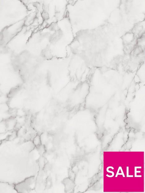 fine-dcor-fine-dcor-marblesque-white-plain-marble-wallpaper