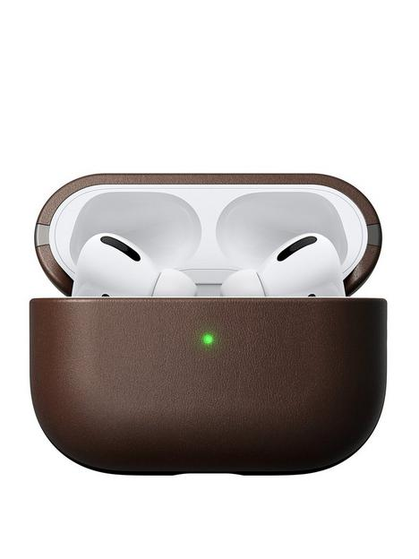 nomad-airpods-case-pro-rustic-brown-leather