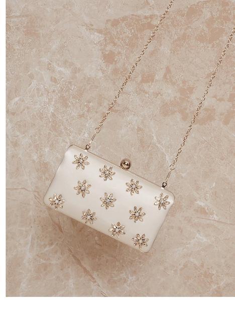 chi-chi-london-embellished-floral-clutch-bag-white