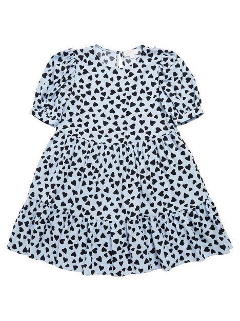 somebodys-child-girls-rochelle-mini-heart-print-dress-blue