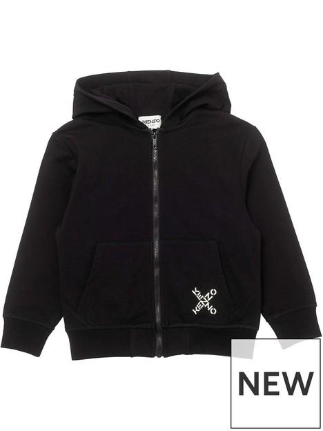kenzo-juniornbspiconic-logo-back-zip-front-hoodie-black
