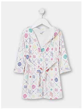 river-island-mini-mini-girls-velour-robe-multi