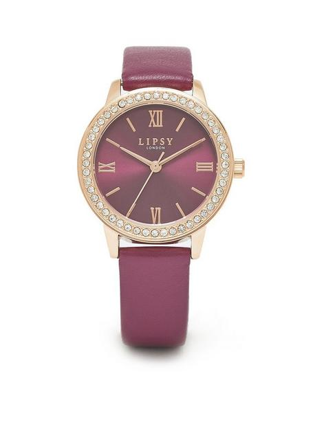 lipsy-mulberry-strap-watch-with-mulberry-dial