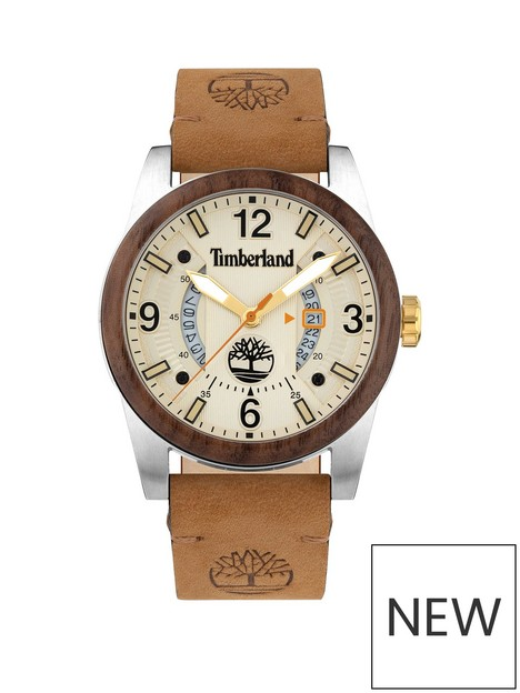 timberland-timberland-ferndale-mens-watch-with-tan-leather-strap-and-beigecream-dial
