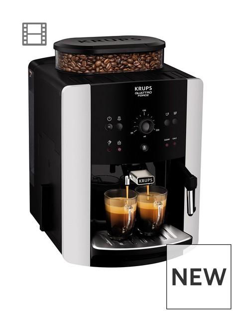 krups-arabica-manual-coffee-machine-silver