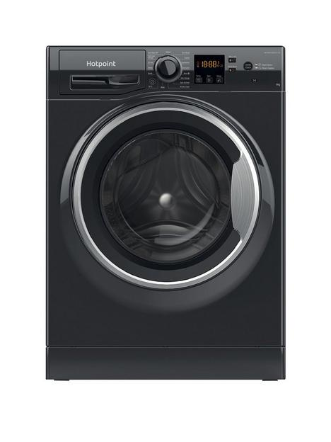 hotpoint-hotpoint-nswm944cbsukn-9kg-load-1400-spin-washing-machine-black