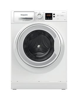 Hotpoint Hotpoint Nswm1044Cwukn 10Kg Load, 1400 Spin Washing Machine - White