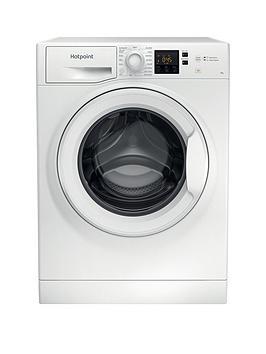 Hotpoint NSWM743UWUKN 7kg 1400rpm Freestanding Washing Machine - White
