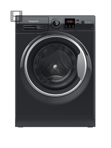 hotpoint-nswm743uwukn-7kg-load-1400-spin-washing-machine-black