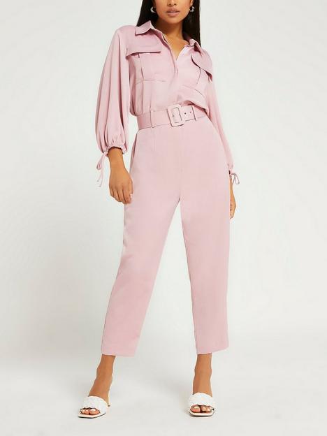 ri-petite-pocket-detail-slouch-jumpsuit--pink