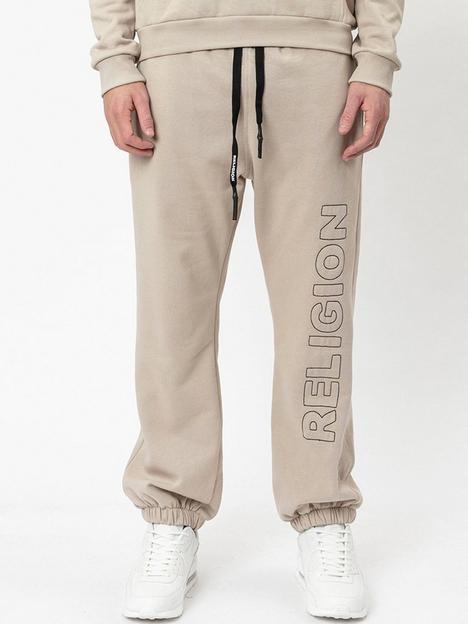 religion-dimension-logo-joggers-sand
